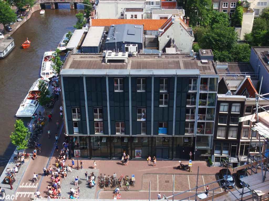 Anne Frank House, Amsterdam - by Jose A. - sky_hlv:Flickr