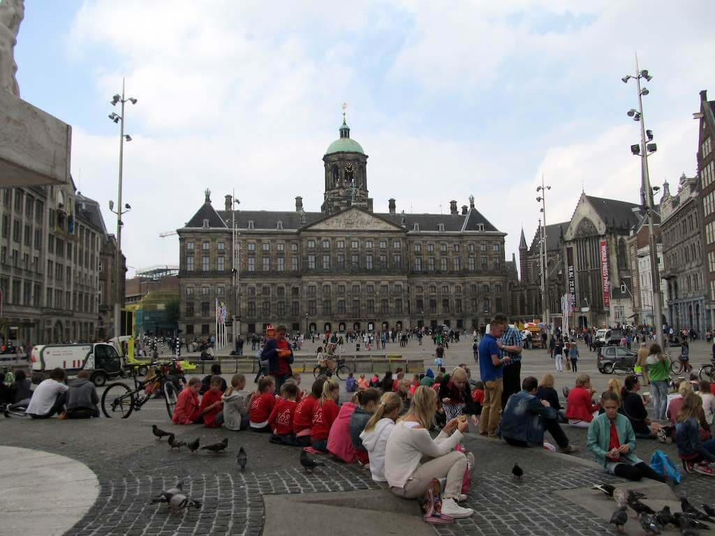 Dam Square, Amsterdam - by daryl_mitchell :Flickr