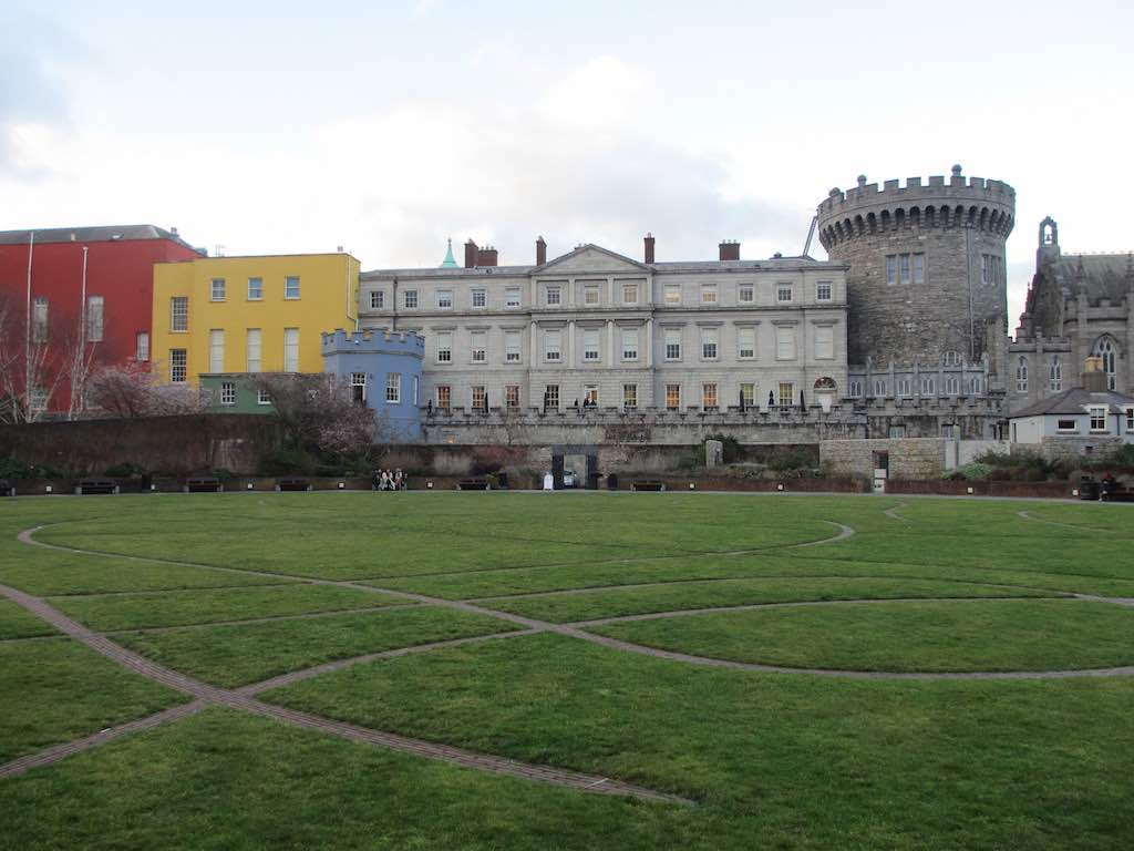 Dublin Castle - by Jason Rosenberg:Flickr