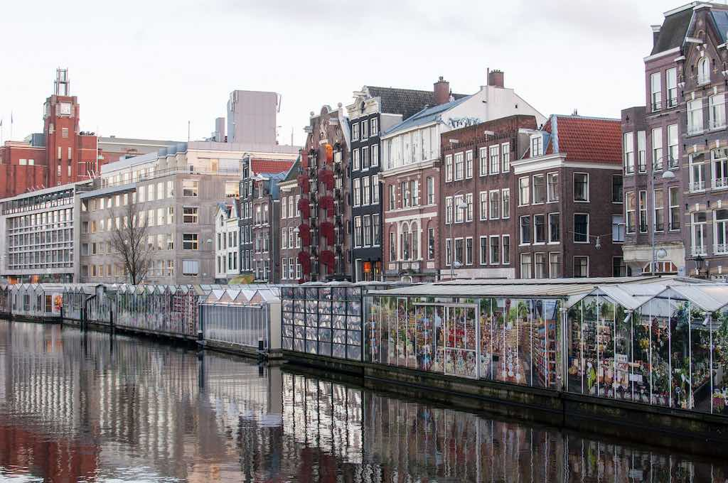 Floating Flower Market, Amsterdam - by Pavlo Boyko - Bo&Ko:Flickr