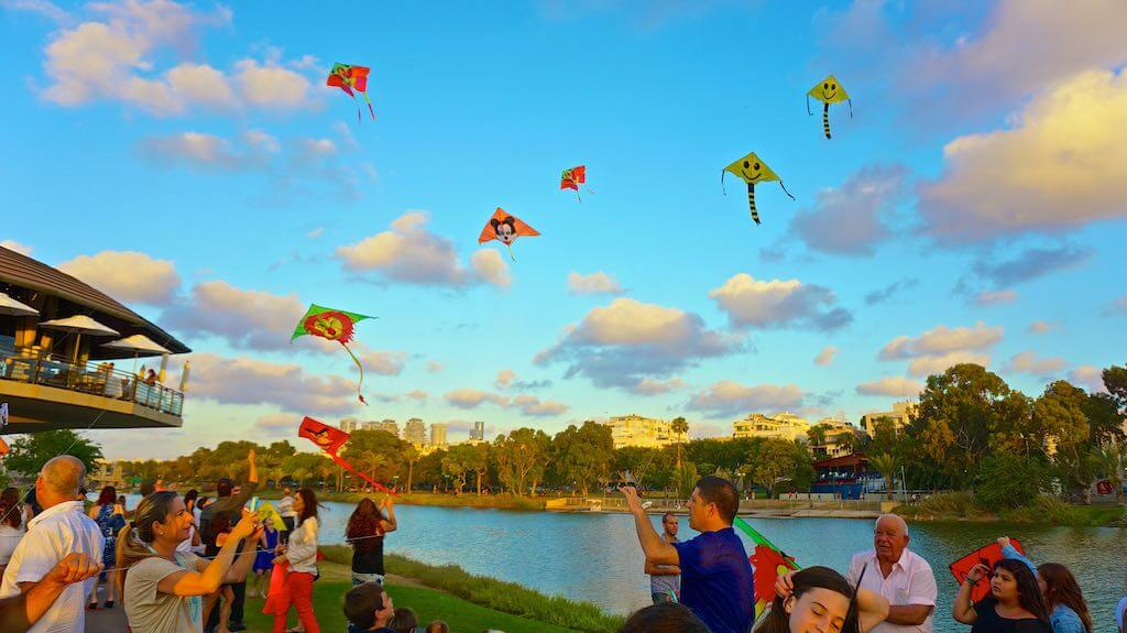 Hayarkon Park, Tel Aviv - by Ted Eytan - tedeytan/Flickr
