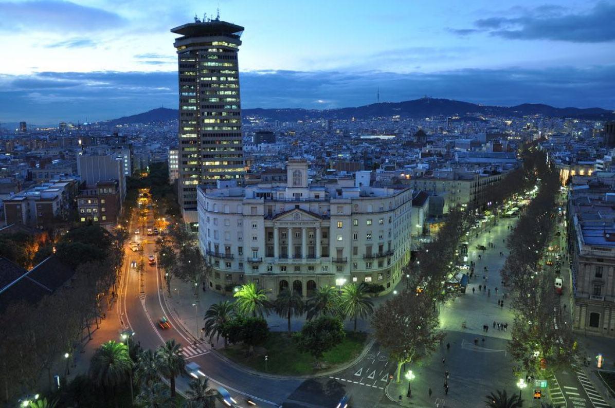 La Rambla, Barcelona - by Jorge Láscar:Flickr