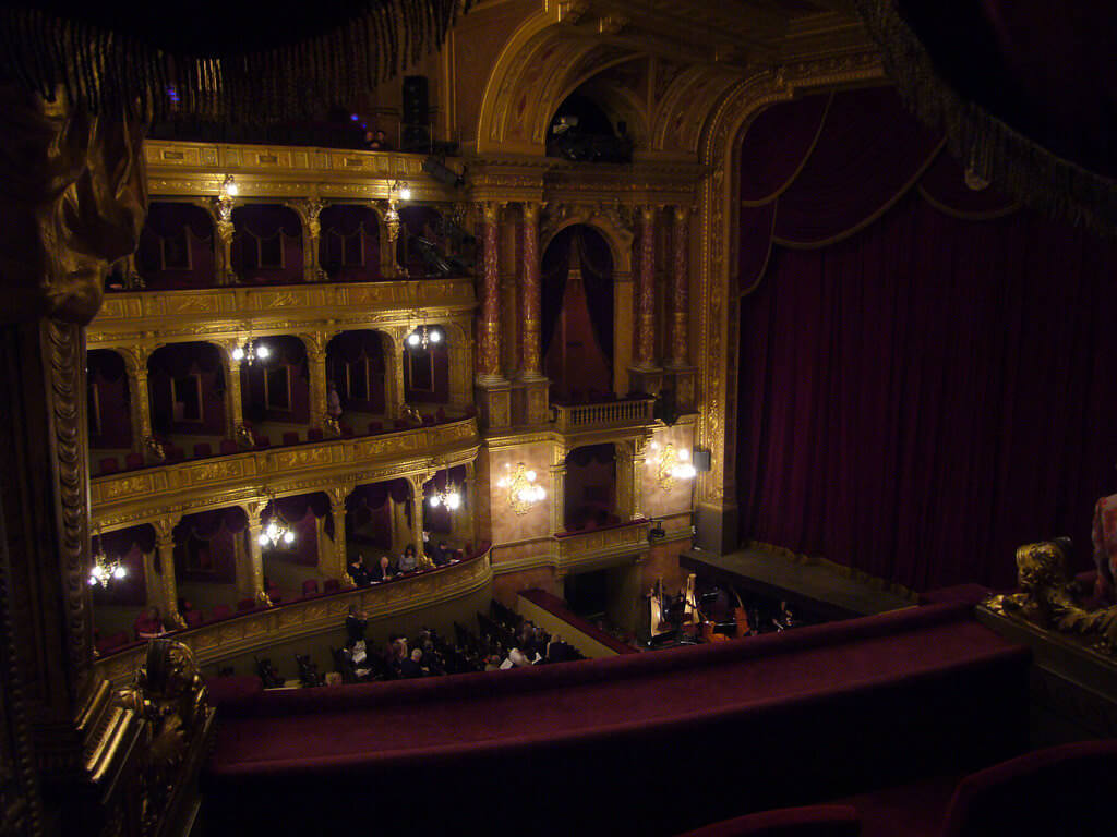 Opera House, Budapest - by Chad K:Flickr