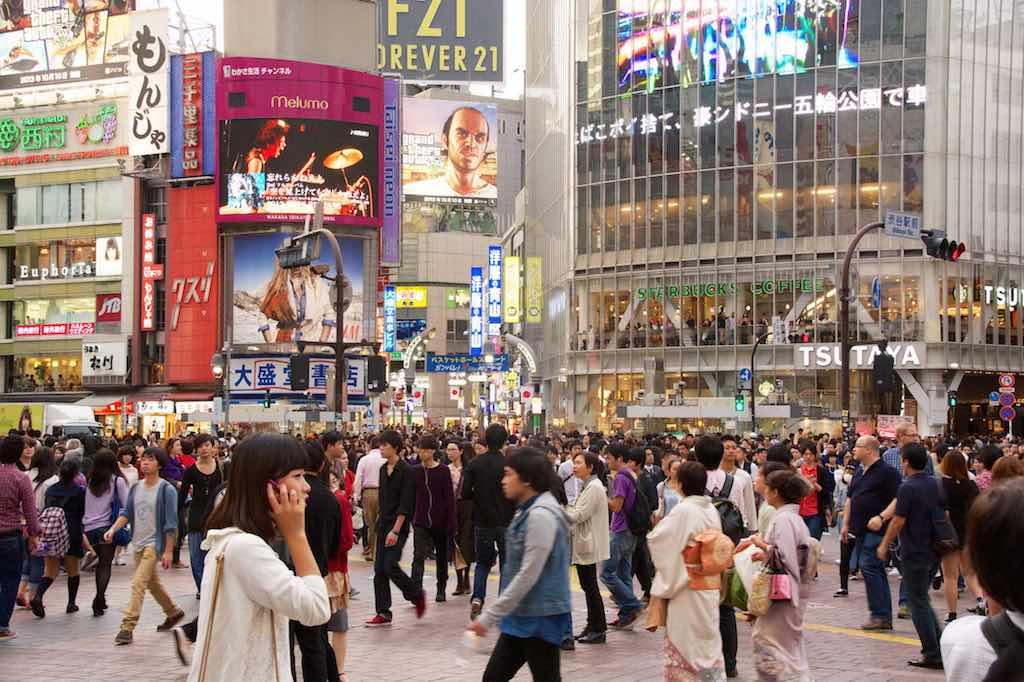 Shibuya, Tokyo - by Yoshikazu TAKADA:Flickr