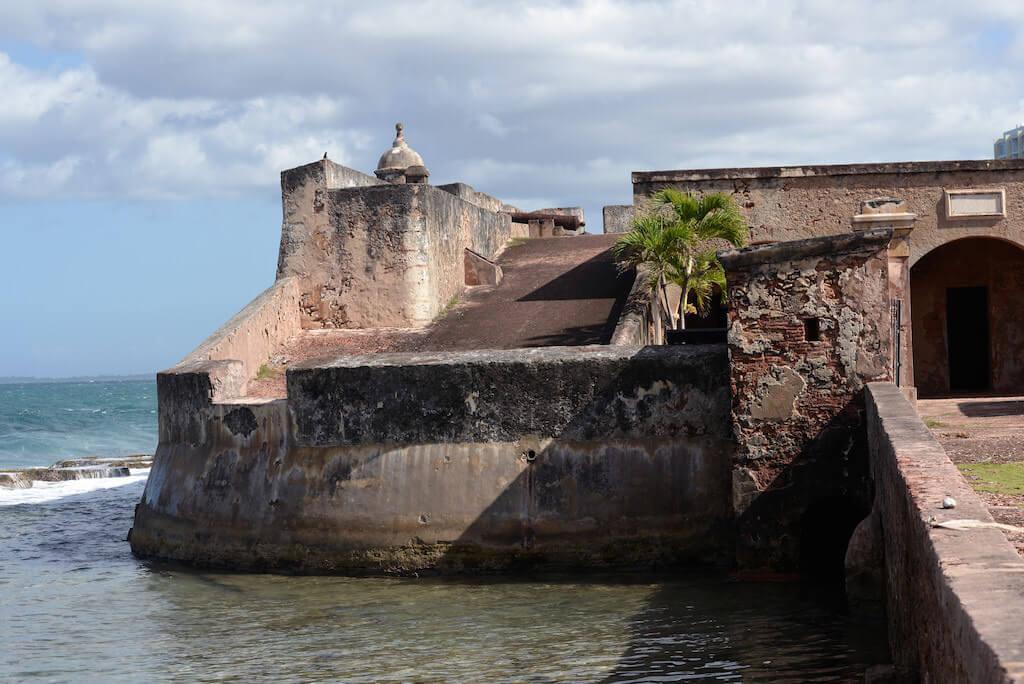 Castillo de San Jerónimo, Puerto Rico - by Harvey Barrison:Flickr