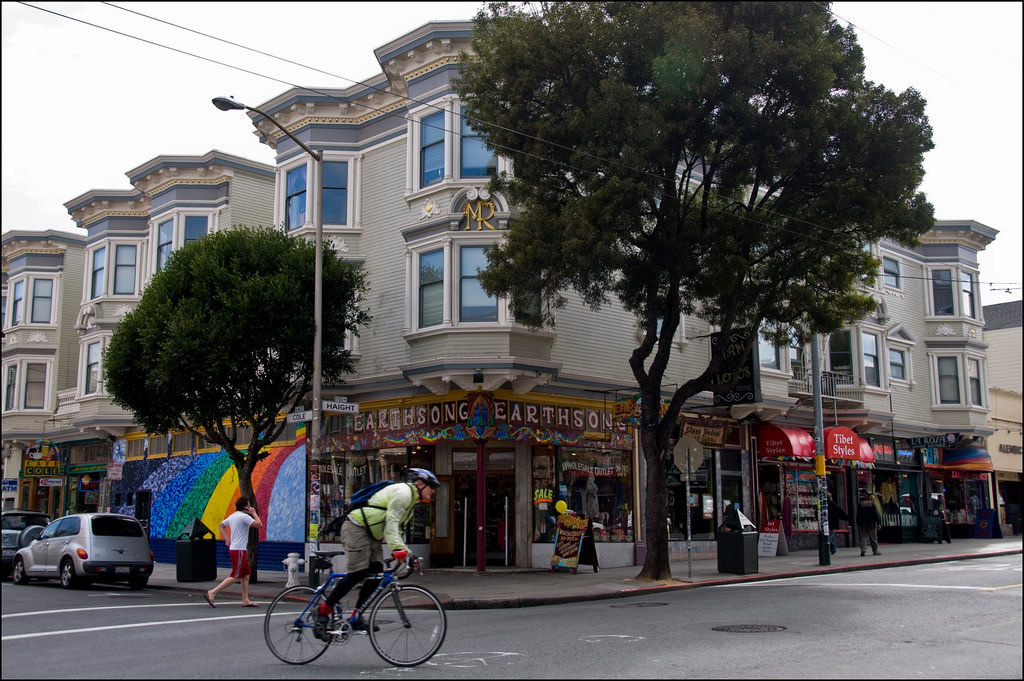 Haight District, San Francisco - by Tony Fischer:Flickr