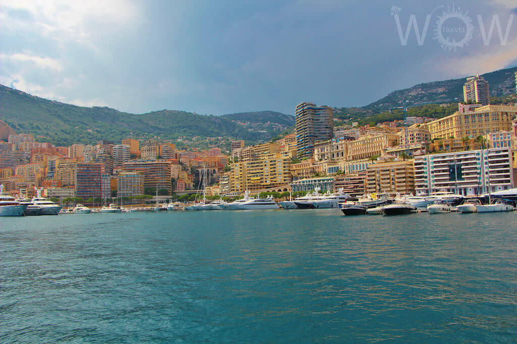 Monaco, Monte Carlo - Marina - by WOW Travel