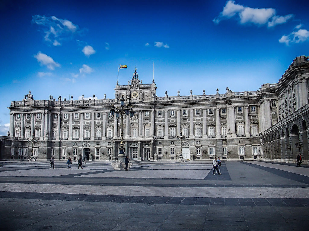 Royal Palace, Madrid - by Joao Morales:Flickr