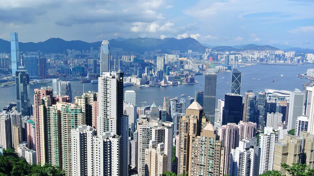 The Peak, Hong Kong - by James Antrobus:Flickr