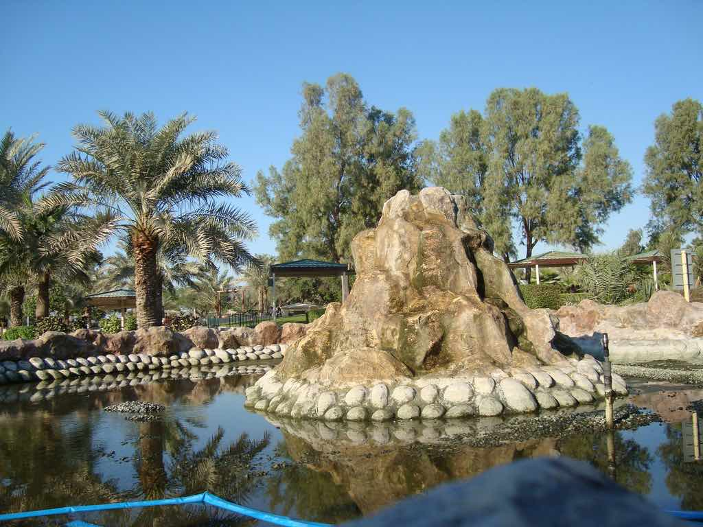 Al Areen Wildlife Park & Reserve, Bahrain - by talk:Bryan:Wikimedia