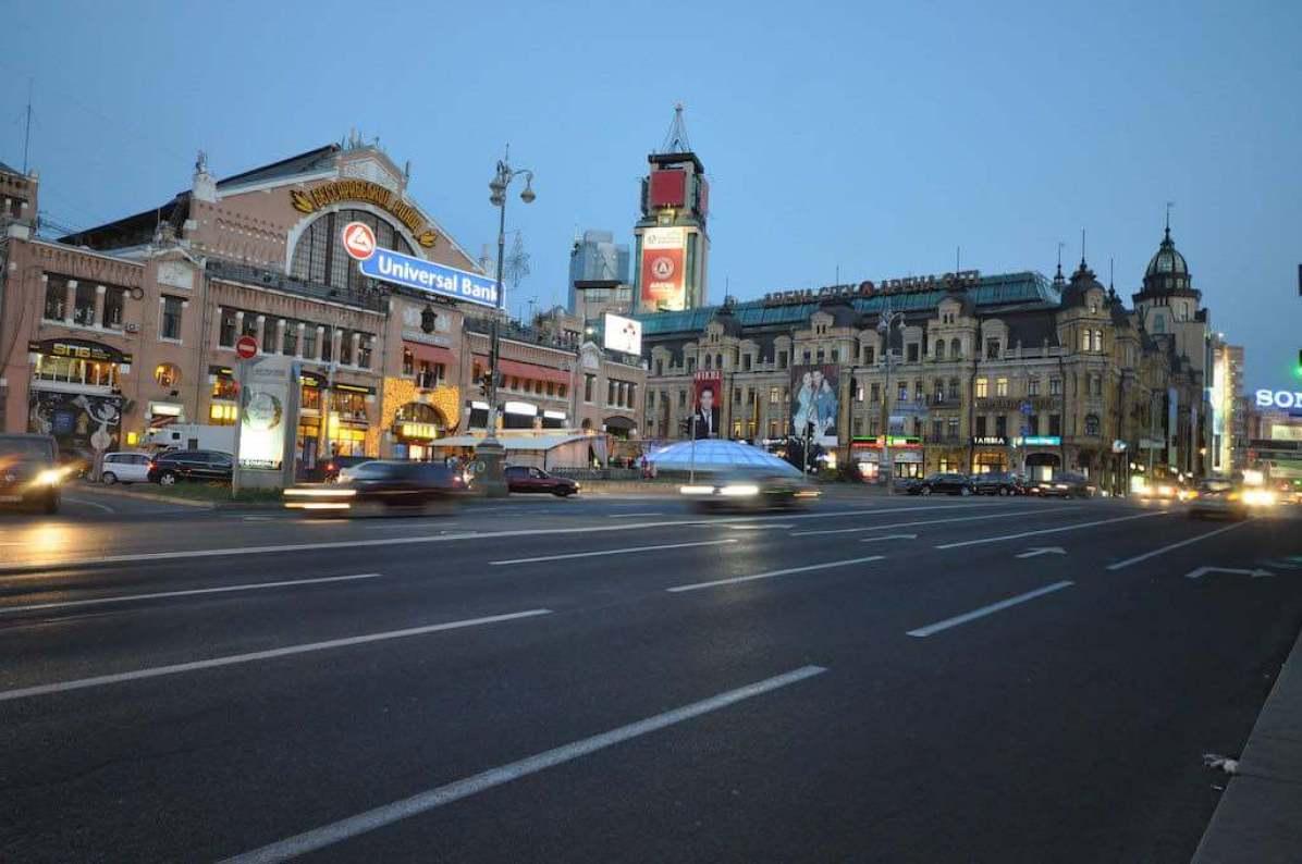 Khreshchatyk Street, Kiev - by Jorge Láscar:Flickr