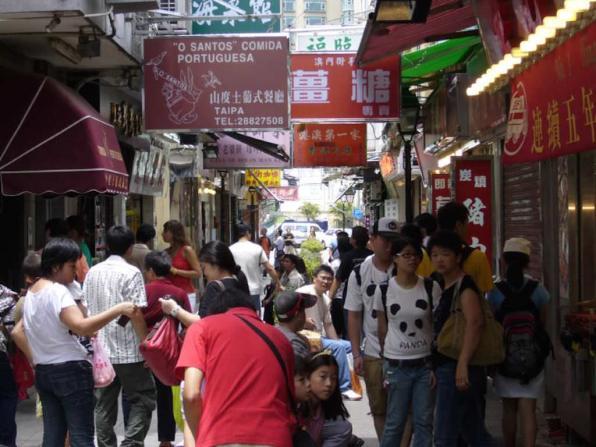 Taipa Village, Macau - by ahreeves1:Flickr