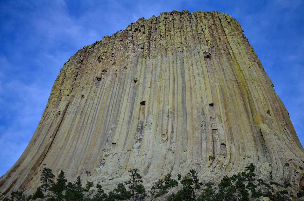 Devils Tower, Wyoming - by m01229:Flickr