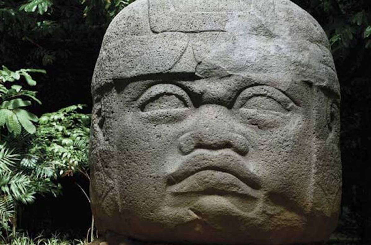 what were the olmecs known for