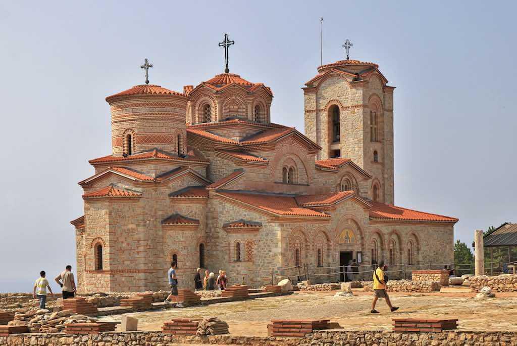 Saint Panteleimon, Ohrid - by Hons084/Wikimedia