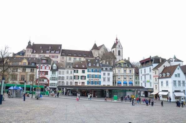 Altstadt : Old Town, Basel - by Markus Henkel - EbbeSand:Flickr