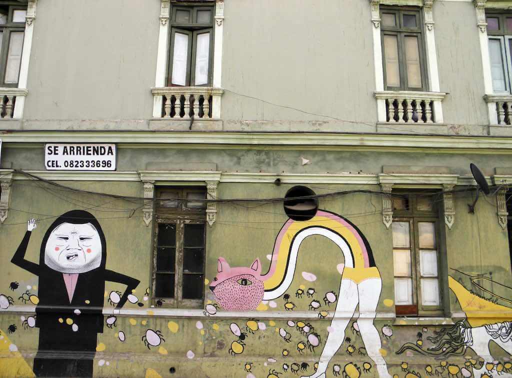 Barrio Brasil, Santiago - by Luis Alveart - Alveart:Flickr