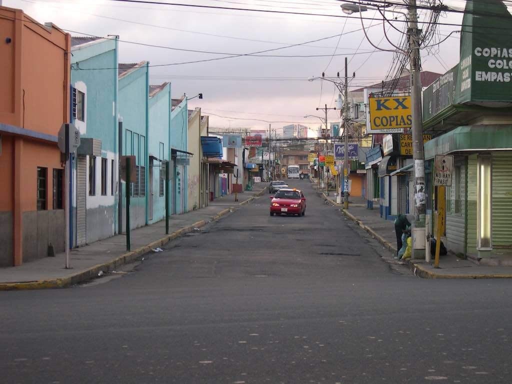Calle de la Amargura, San Jose - by Sairen42:Wikimedia