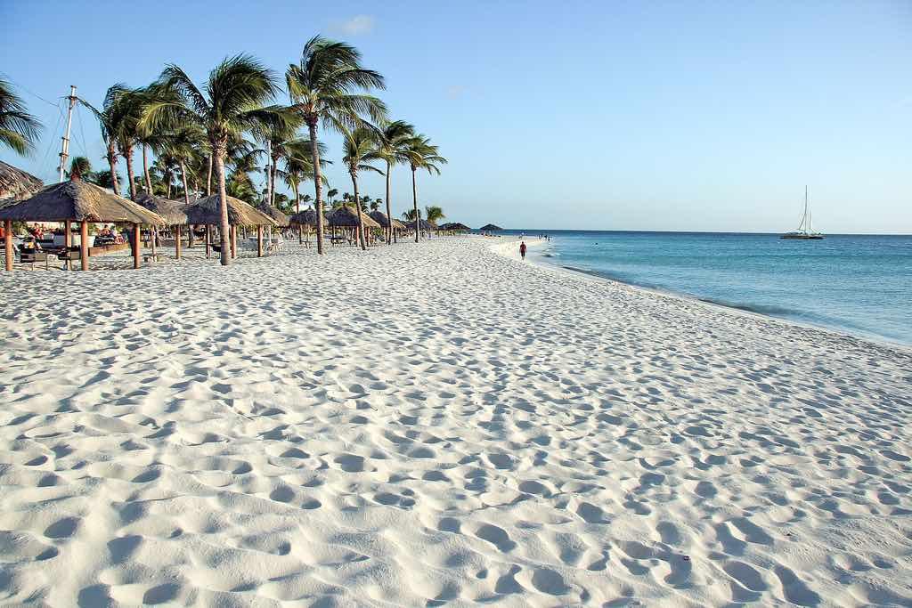 Eagle Beach, Aruba - by Göran Ingman - Göran Ingman:Flickr