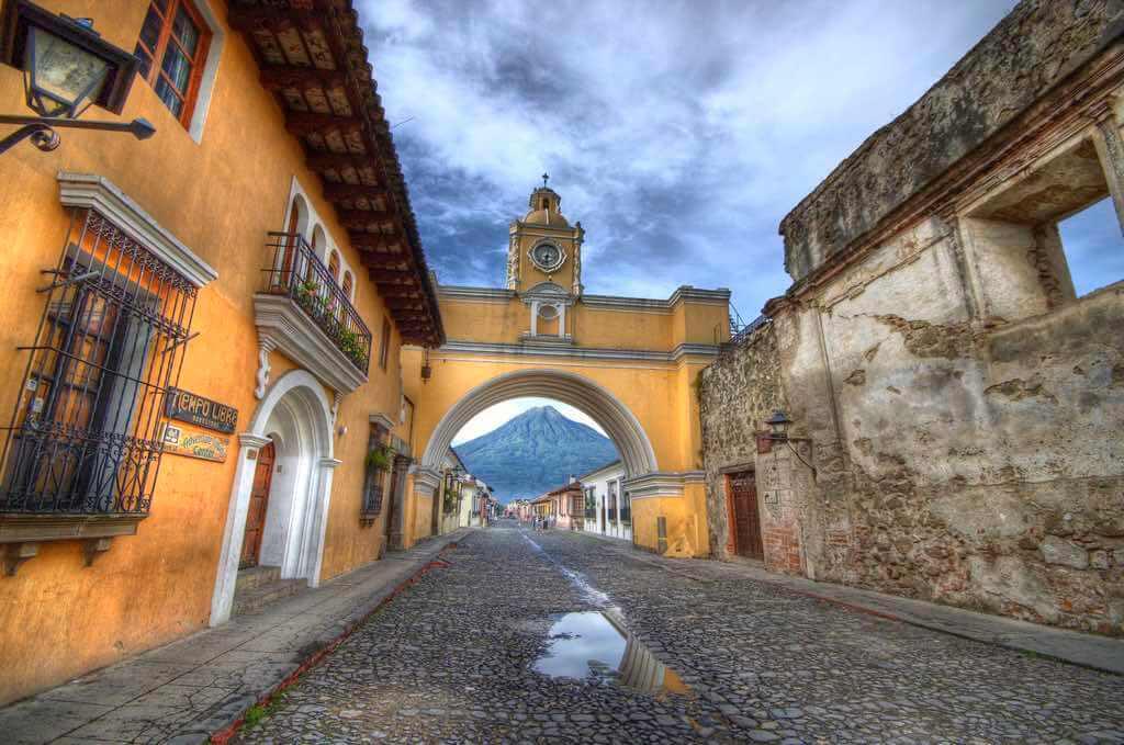 Santa Catalina Arch, Antigua - by Dave Wilson - DaveWilsonPhotography:Flickr