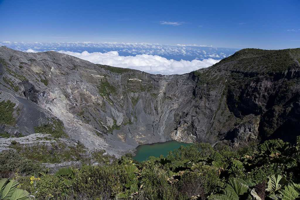 Volcán Irazú, Costa Rica - by Rafael Golan:Flickr