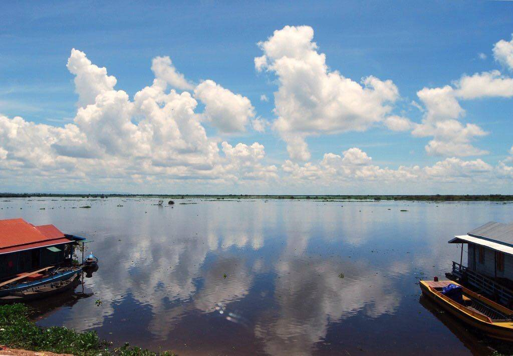 Tonle Sap, Cambodia - by jenniferphoon221:Flickr