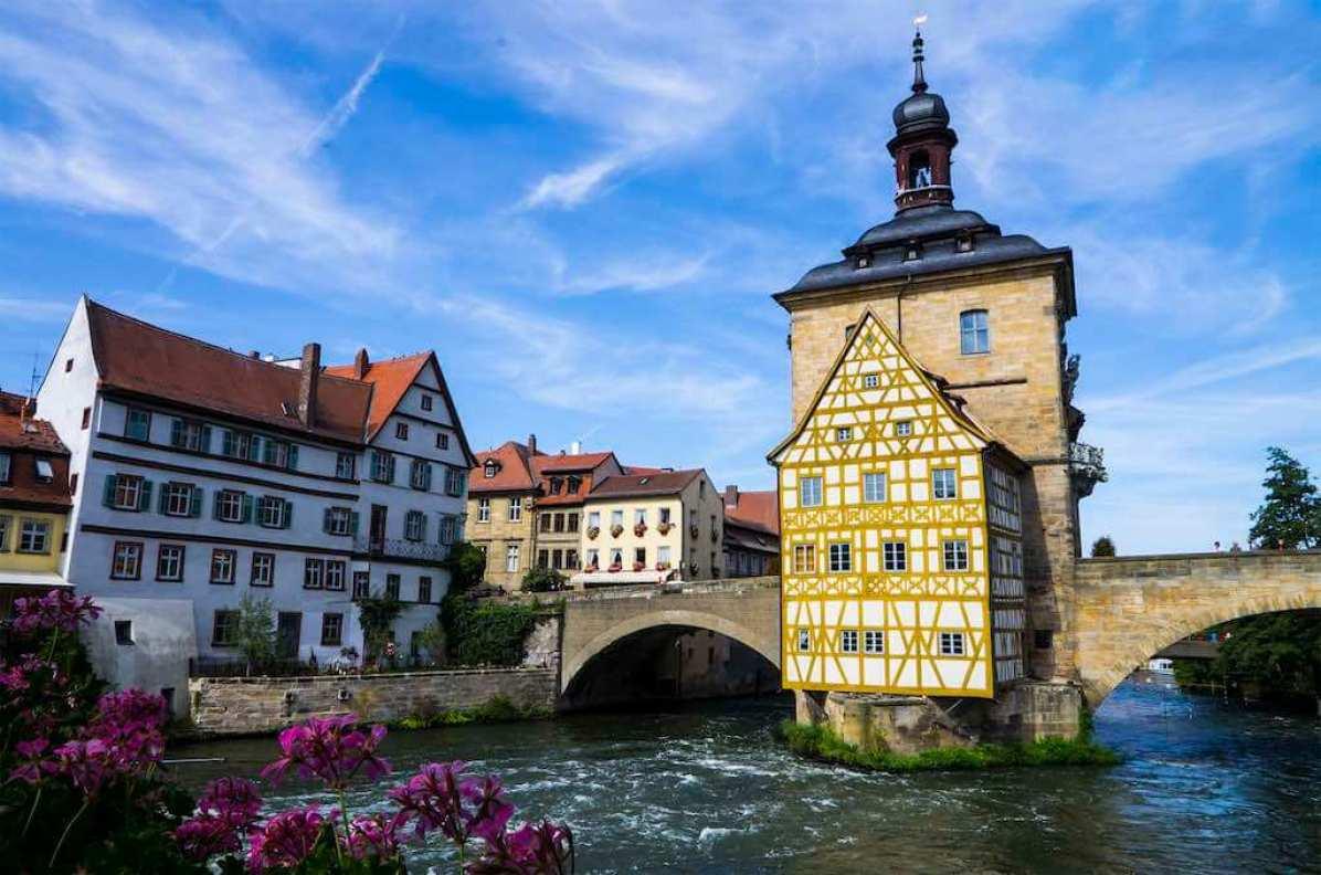 Bamberg, Germany - by Tamcgath :Wikimedia