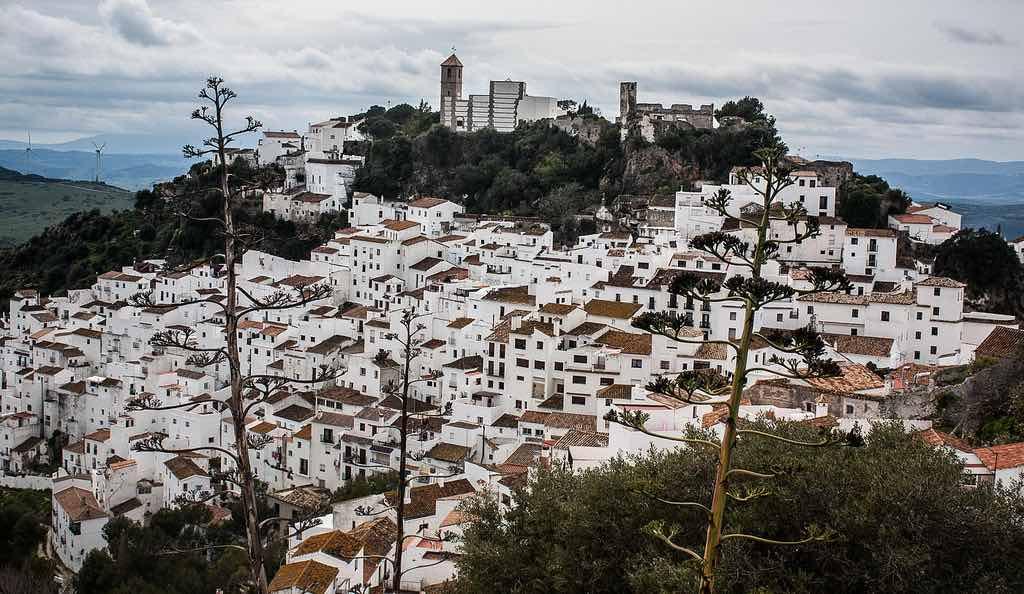 Casares , Spain by Judith - judepics:Flickr