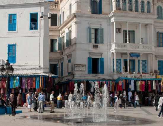 Medina of Tunis - by Chris Murphy - turbona:Flickr