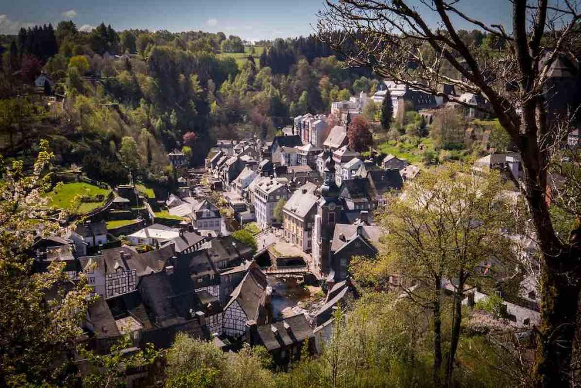 Monschau, Germany - by Oleg Brovko - belboo :Flickr
