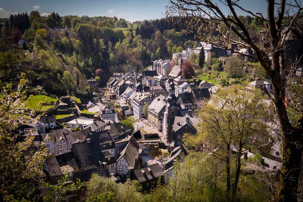 Monschau, Germany - by Oleg Brovko - belboo :Flickr