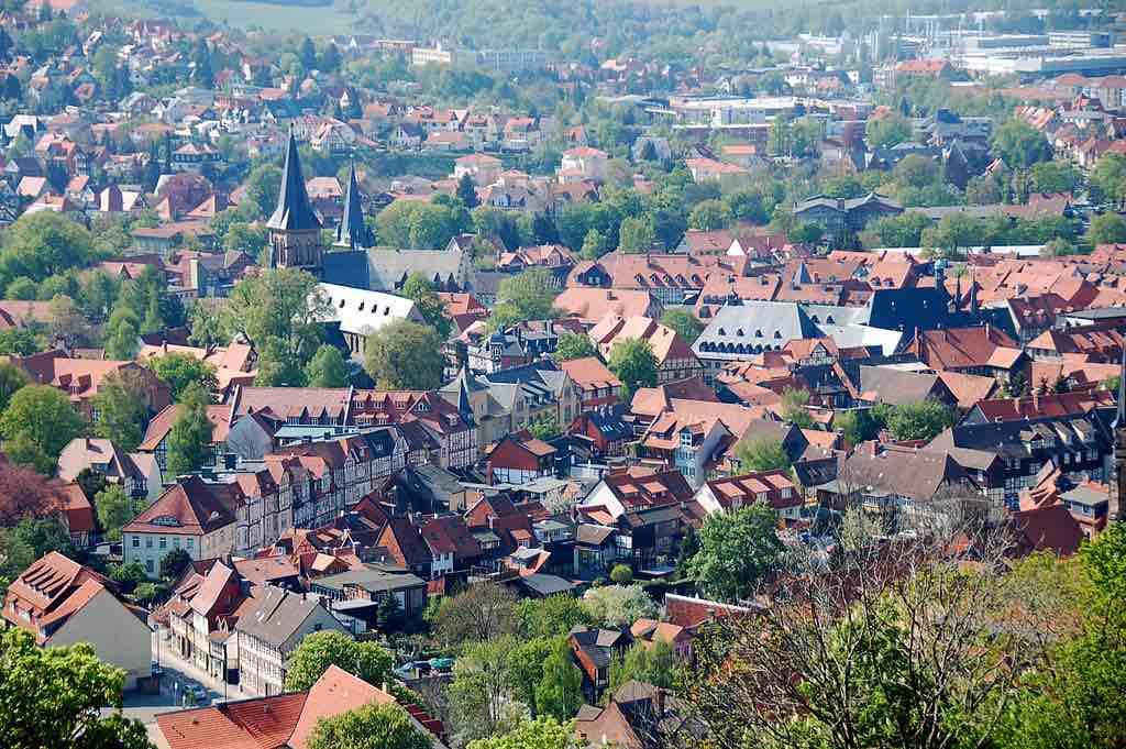 Wernigerode, Germany - by Steffen Prößdorf - Stepro:Wikimedia