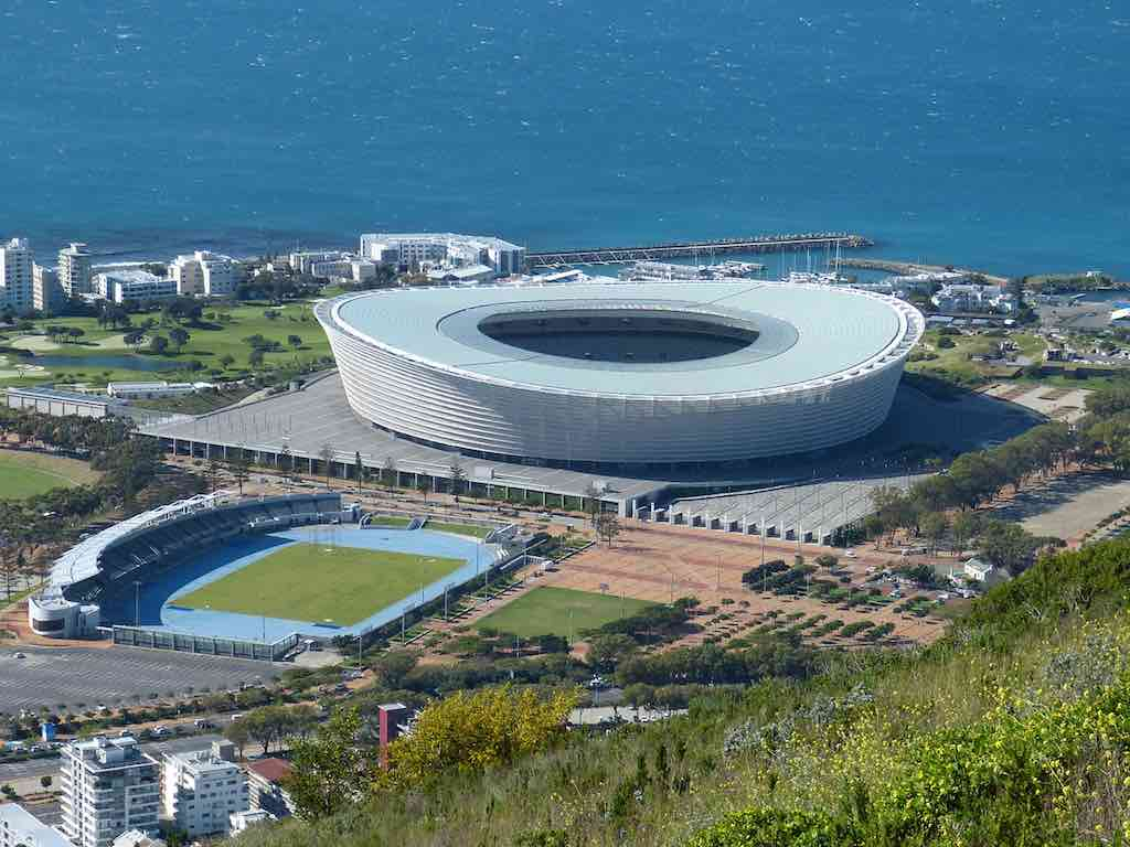 Cape Town Stadium, Cape Town - by falco:Pixabay