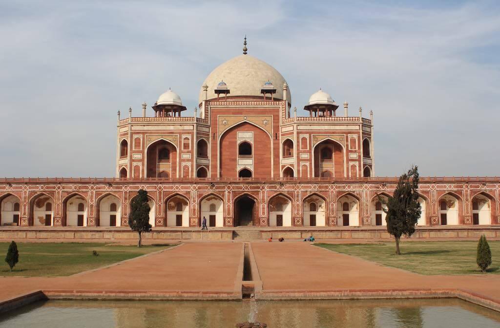 Humayun's Tomb, New Delhi - by Arian Zwegers :Flickr