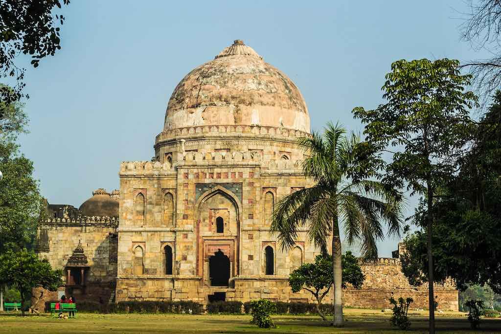 Lodi Gardens, New Delhi - by Thangaraj Kumaravel - Kumaravel:Flickr