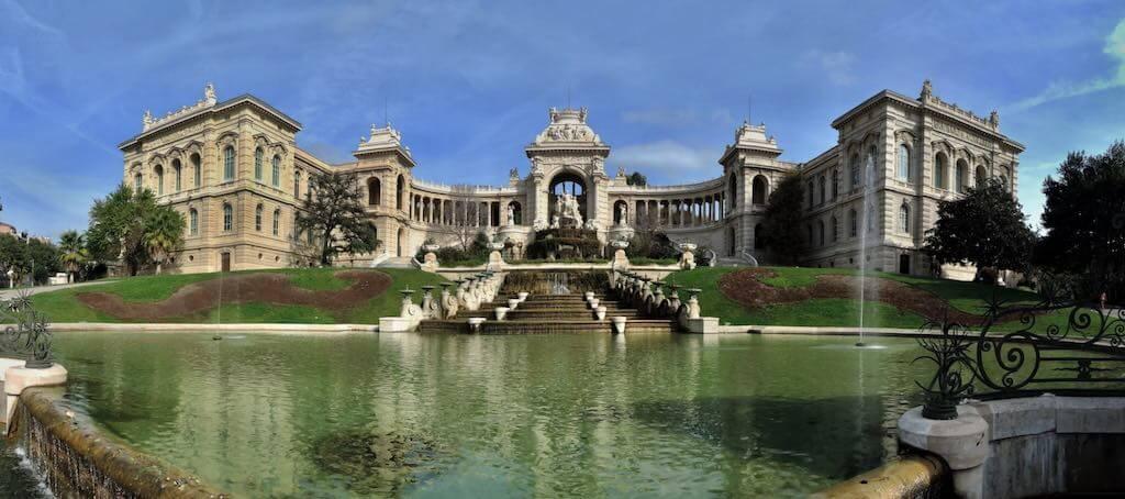 Longchamp's Palace (Palais Longcham), Marseille - by Vladimir Varfolomeev - varfolomeev:Flickr