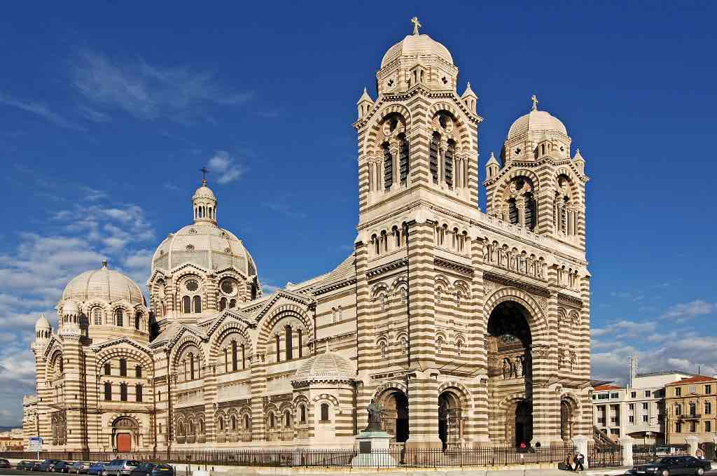 Marseille Cathedral - by Acp~commonswiki:Wikimedia