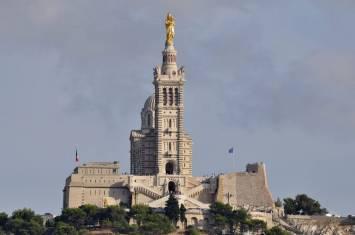 Notre Dame de la Garde, Marseille - by Amaury Laporte :Flickr