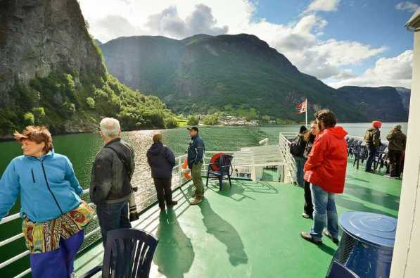 Sognefjord, Norway - by Candida.Performa:Flickr