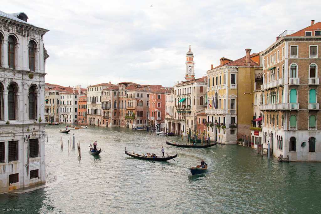 Venice, Italy - by Mark Dumont :Flickr