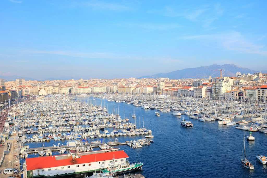 Old Port (Vieux-Port), Marseille - by Min Zhou - mzcrazymz:Flickr