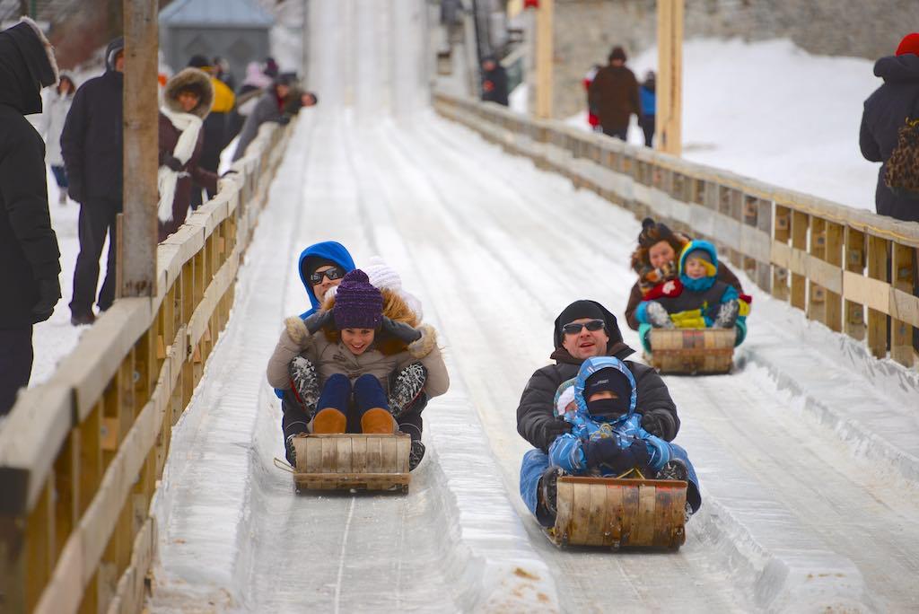 Quebec Winter Carnival, Quebec City - by Jamie McCaffrey:Flickr
