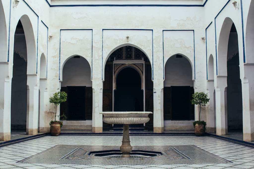 Bahia Palace, Marrakech - by Maris M - kosmoseleevike:Flickr