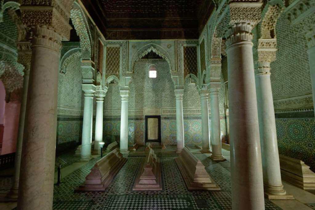 Saadian Tombs, Marrakech - by Ronald Woan - rwoan:Flickr