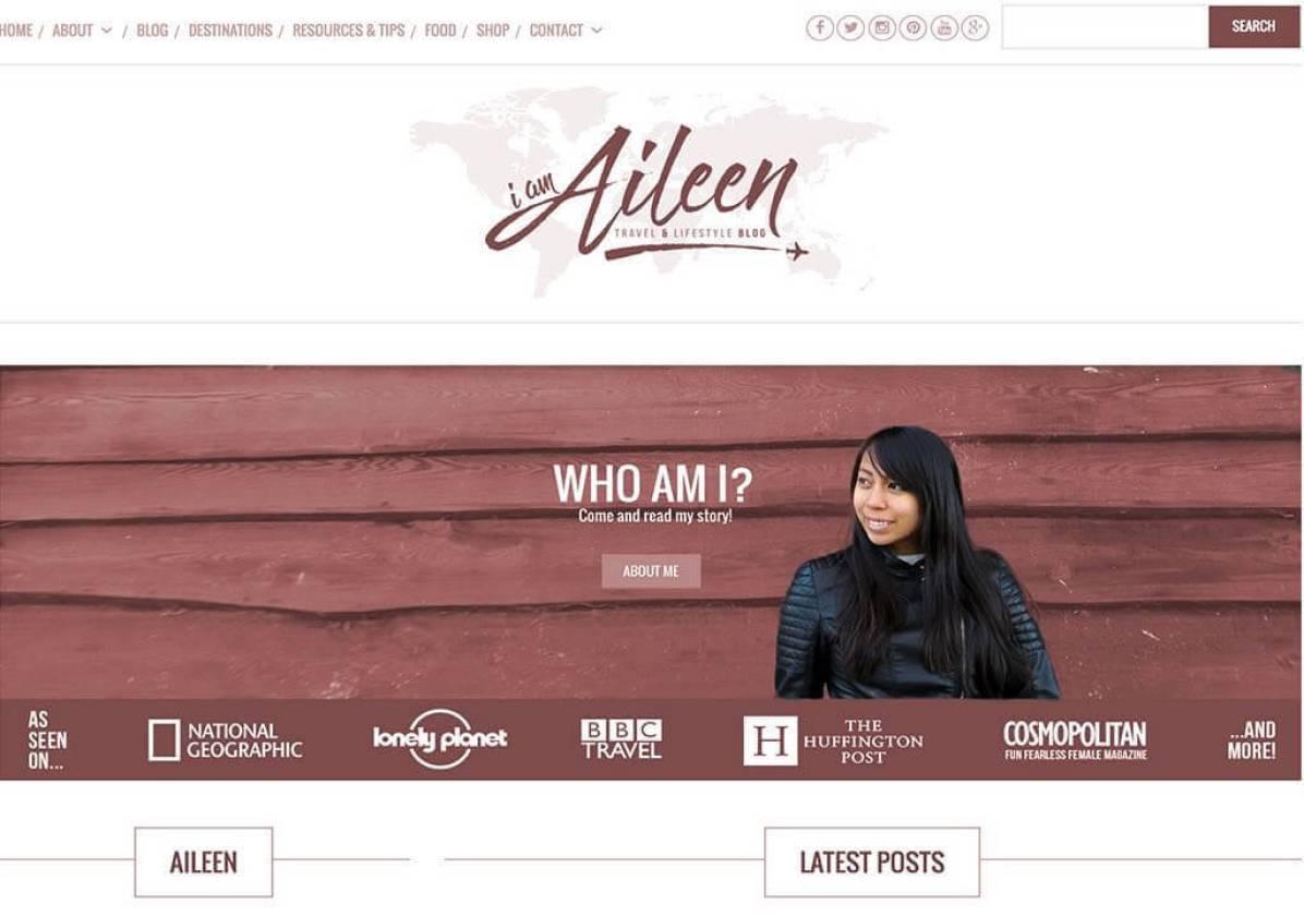 I am Aileen