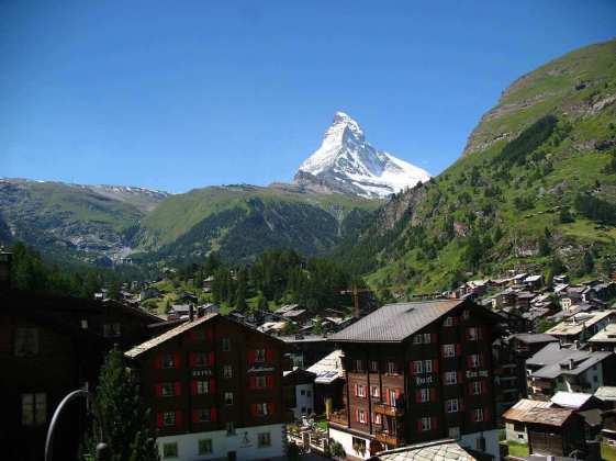 Zermatt, Switzerland - by Andrew Bossi:Wikimedia