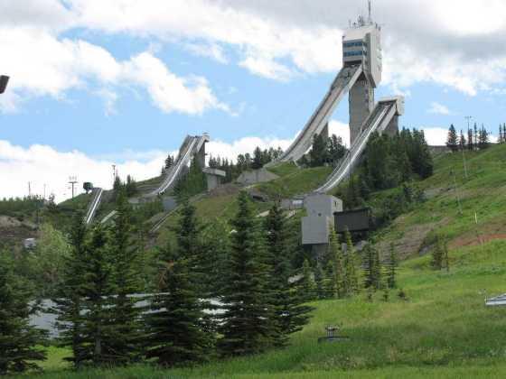 Canada Olympic Park, Calgary -by eileenmak/Flickr.com
