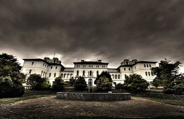 Aradale Mental Hospital, Australia -by Eldraque77/Wikipedia.org