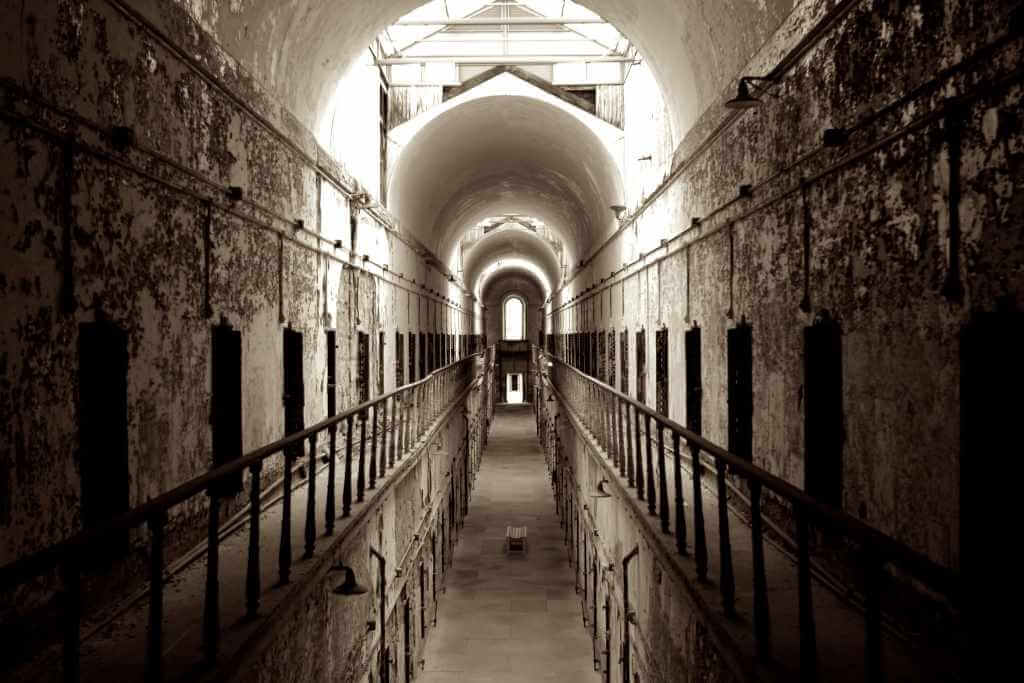 Eastern State Penitentiary, United States -by Sakeeb Sabakka/Flickr.com