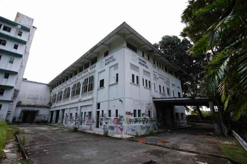 Old Changi Hospital, Singapore -by Brian Jeffery Beggerly/Flickr.com